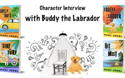 Character Interview with Buddy the Labrador