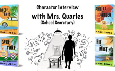 Character Interview with Mrs. Quarles (School Secretary)