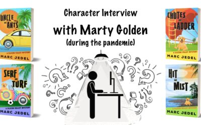 Character Interview with Marty Golden (during the pandemic)