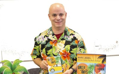 An Interview with Marc Jedel, Author
