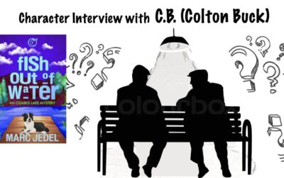 Character Interview with C.B. (Colton Buck)